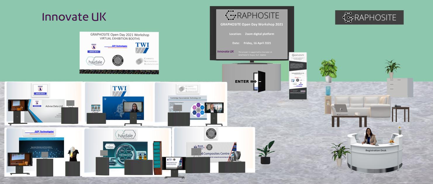 Welcome to Graphenexpo